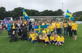 Mini-WM in Gorspen-Vahlsen: G-Junioren vertreten Schweden