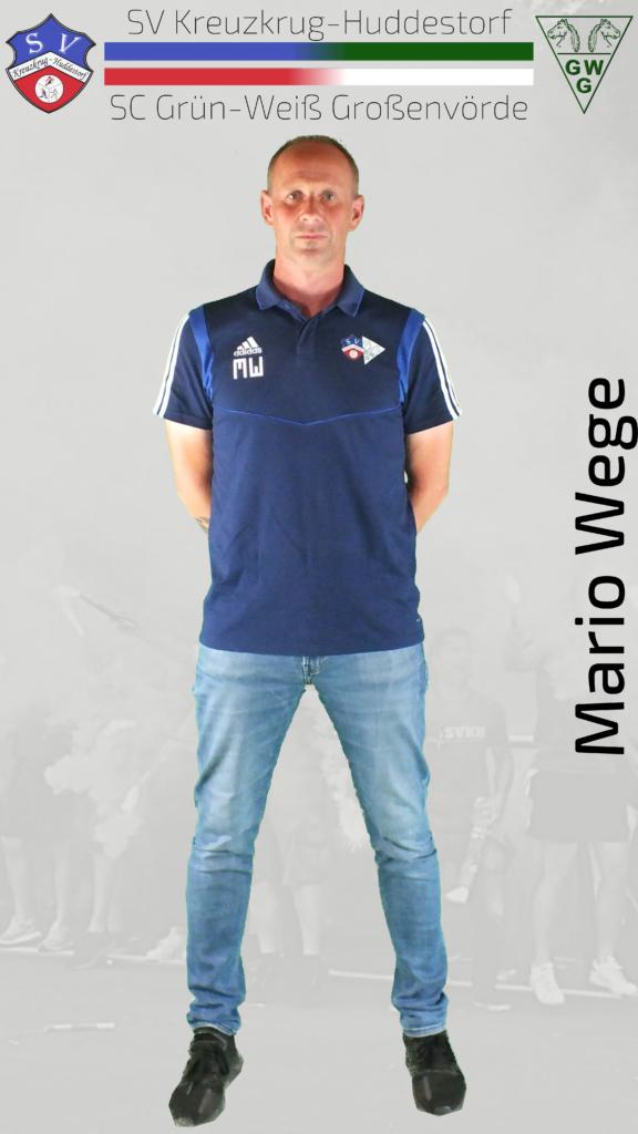 Mario Wege