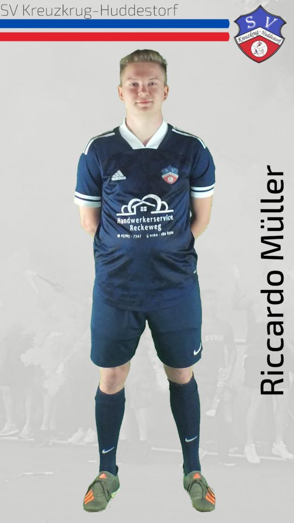 Riccardo Florian Müller